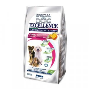 MONGE SPECIAL DOG EXCELLENCE MINI PUPPY & JUNIOR 1,5kg 30/17 superprémium pre št